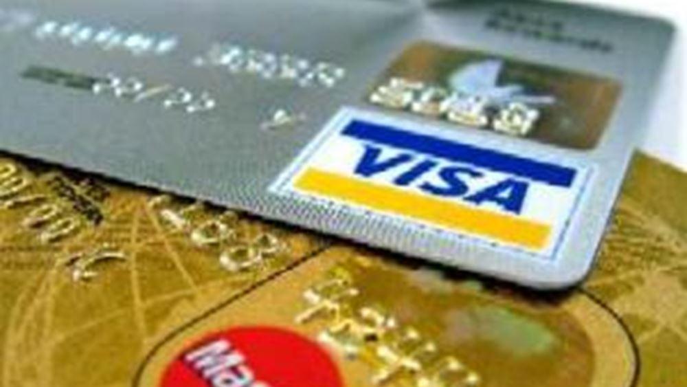Στα 60 δισ. ευρώ οι συναλλαγές με κάρτες