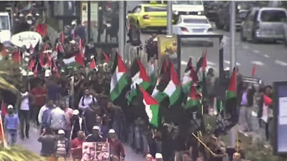 Δύο Παλαιστίνιοι έπεσαν νεκροί από ισραηλινά πυρά στη Λωρίδα της Γάζας