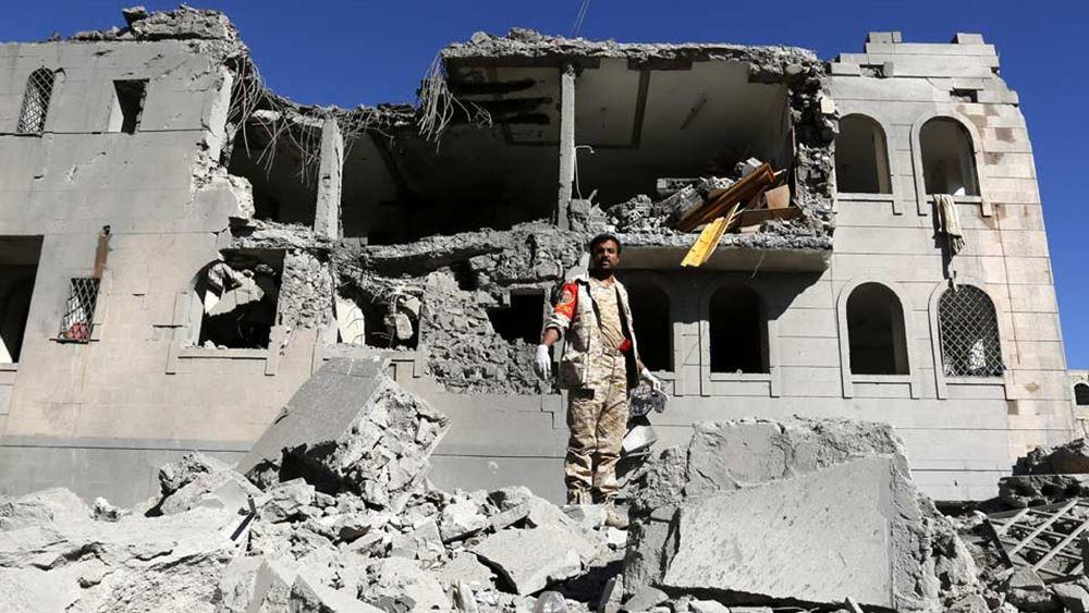 Υεμένη: Πάνω από 60 νεκροί σε μάχες και αεροπορικές επιδρομές
