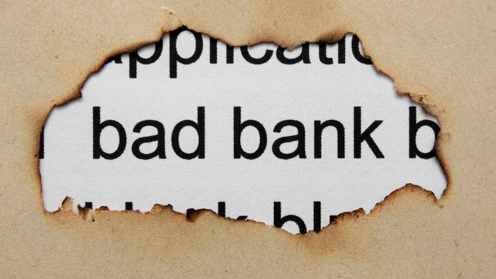"""""""Ναι"""" στην bad bankτης ΤτΕ από τις εταιρείες διαχείρισης δανείων"""