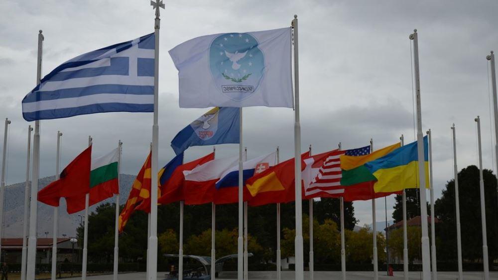 Ανάληψη της διοίκησης της Πολυεθνικής Ταξιαρχίας Νοτιοανατολικής Ευρώπης (SEEBRIG)  από Έλληνα αξιωματικό
