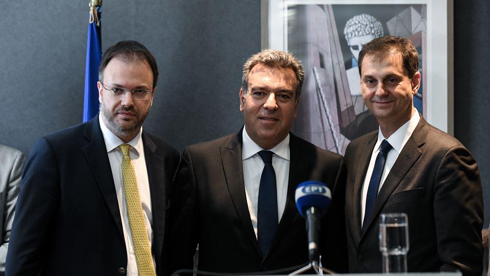 Χ. Θεοχάρης: Μέλημα της νέας ηγεσίας θα είναι και η θωράκιση του τουριστικού προϊόντος