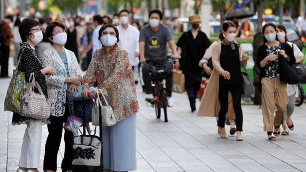 Ιαπωνία: Συρρικνώθηκε 7,8% η οικονομία στο τρίμηνο