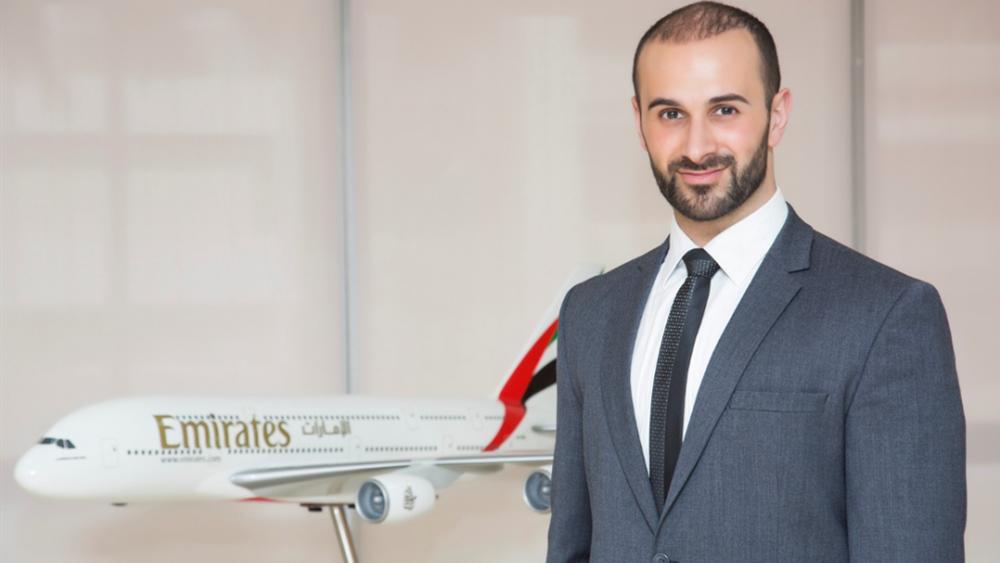 Η Ελλάδα είναι πολύ σημαντική αγορά, λέει ο διευθυντής της Emirates για Ελλάδα και Αλβανία