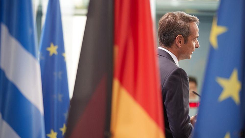 Εμπιστοσύνη Βερολίνου στους χειρισμούς Ελλάδας σχετικά με το μεταναστευτικό