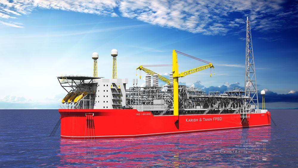 Platts: Η Energean βλέπει περισσότερο αέριο στο κοίτασμα του Karish