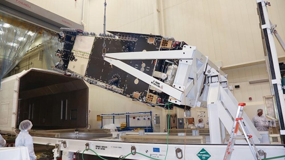 Ολοκληρώθηκε η κατασκευή του Hellas-Sat 4 που θα εκτοξευτεί το καλοκαίρι του 2018