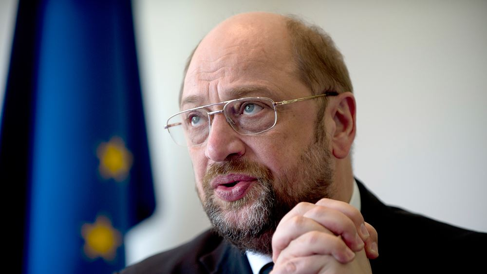 "Handelsblatt: Ο Σουλτς είπε ότι το SPD θα διεκδικήσει το ΥΠΟΙΚ σε περίπτωση ""μεγάλου"" συνασπισμού"