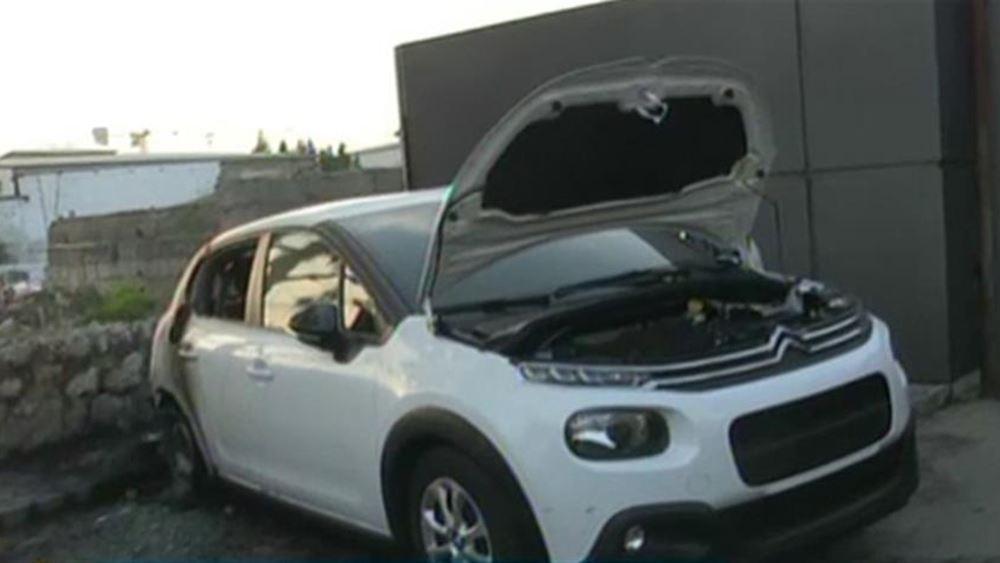 Εμπρηστική επίθεση σε αυτοκίνητα στο Αιγάλεω