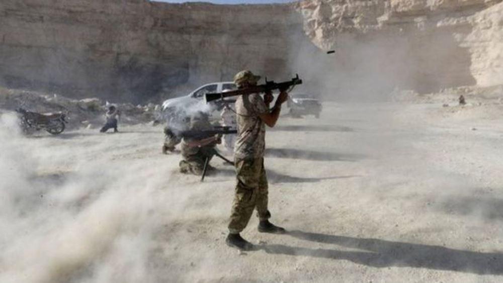 Συρία: Εξήντα έξι νεκροί σε μάχες στις παρυφές της επαρχίας Ιντλίμπ
