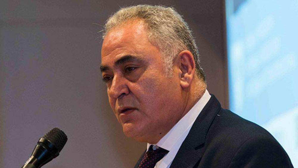 Ο Γ. Χατζηθεοδοσίου νέος πρόεδρος της ΚΕΕΕ