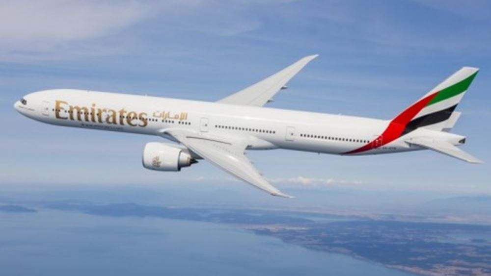 Emirates: Επανεκκίνηση της καθημερινής απευθείας πτήσης Αθήνα - Νέα Υόρκη από την 1η Ιουνίου