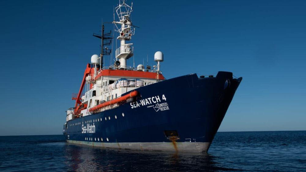 Sea-Watch: Αναζητεί ασφαλές λιμάνι αποβίβασης μεταναστών έπειτα από επιχειρήσεις διάσωσης στη Μεσόγειο