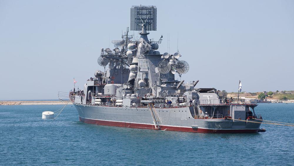 Κριμαία: Με έκτακτο διάταγμα ο Πούτιν αυξάνει το επίπεδο ασφαλείας στον Πορθμό του Κερτς