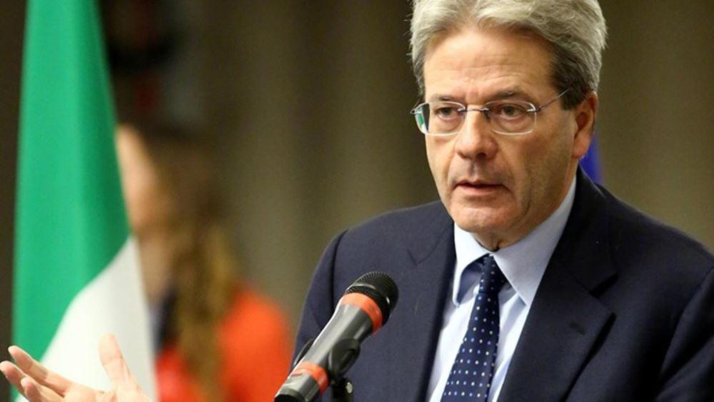 Τζεντιλόνι: Οι δημοσιονομικοί κανόνες χρειάζονται επανεξέταση