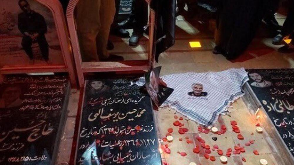 Ιράν: Ξεκίνησε η ταφή του Σουλεϊμανί