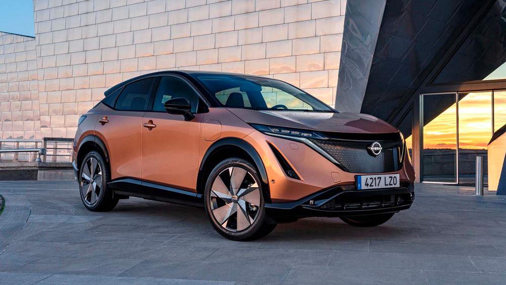 Tα χρώματα της νέας ηλεκτρικής εποχής της Nissan
