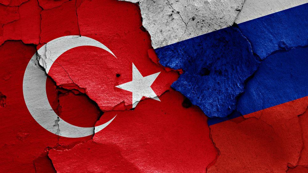 """Αλλαγές στο """"τρίγωνο"""" Τουρκίας - Ρωσίας - Ισραήλ"""