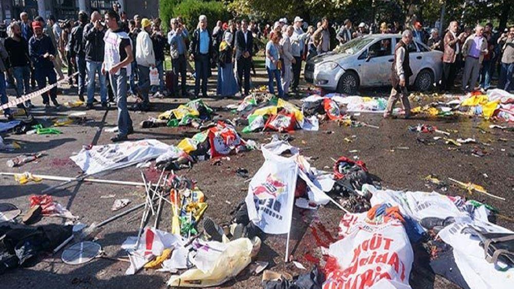 Αποκάλυψη: Οι τουρκικές αρχές ήξεραν 8 μέρες πριν για το τρομοκρατικό χτύπημα στην Άγκυρα το 2015
