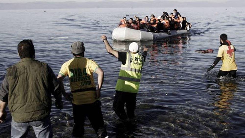 Στη Χίο οι Τούρκοι πολίτες που ζητούν πολιτικό άσυλο στην Ελλάδα