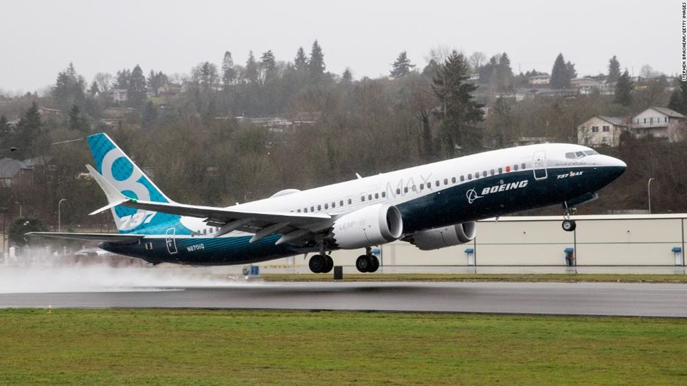 Boeing: Αναστέλλει την παραγωγή του 737 MAX τον Ιανουάριο