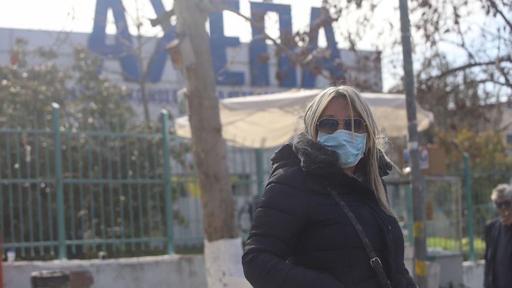 Κορονοϊός: Στους 169 οι νεκροί- Κατέληξε 79χρονος στο ΑΧΕΠΑ