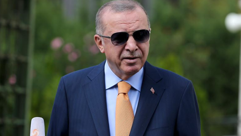 Ανοικτός δήλωσε ο Ερντογάν σε συνάντηση με τον Κ. Μητσοτάκη