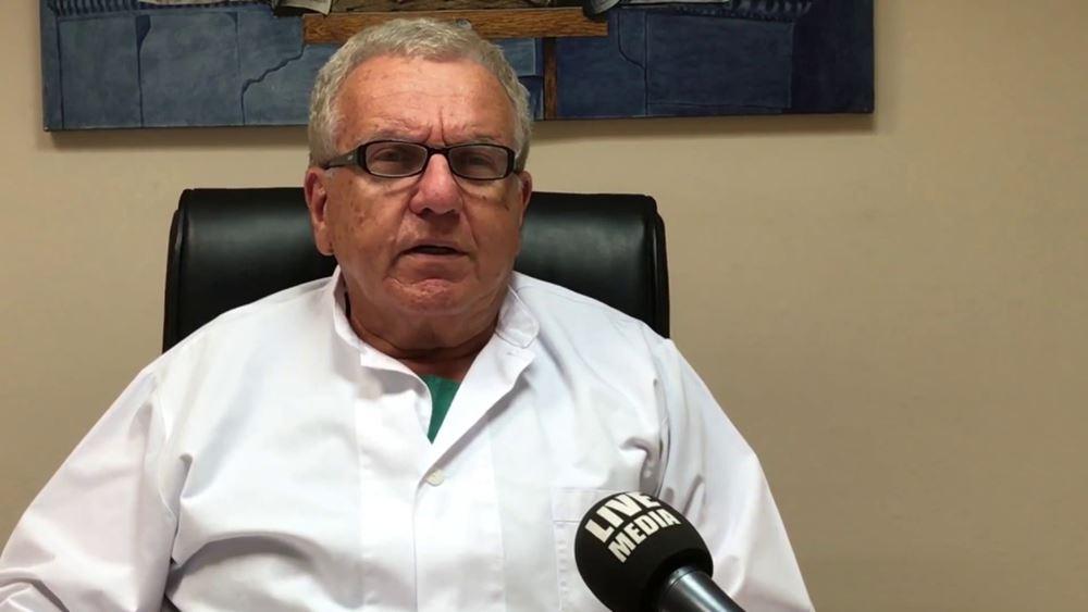 Χρ. Στεφανάδης:Τηρήθηκαν όλα τα μέτρα στο γεύμα του πρωθυπουργού στην Ικαρία