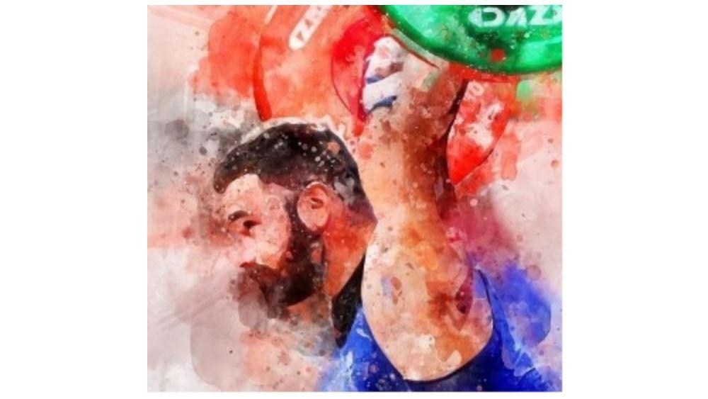 Ο Θοδωρής Ιακωβίδης, με τη Δέλτα στο πλευρό του, ετοιμάζεται για τους Ολυμπιακούς στο Παρίσι
