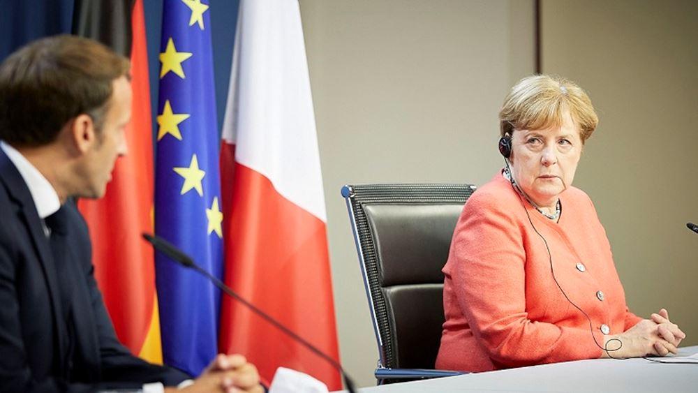 Μέρκελ, Μακρόν, Ζελένσκι ζητούν απόσυρση των ρωσικών στρατευμάτων από τα σύνορα με την Ουκρανία