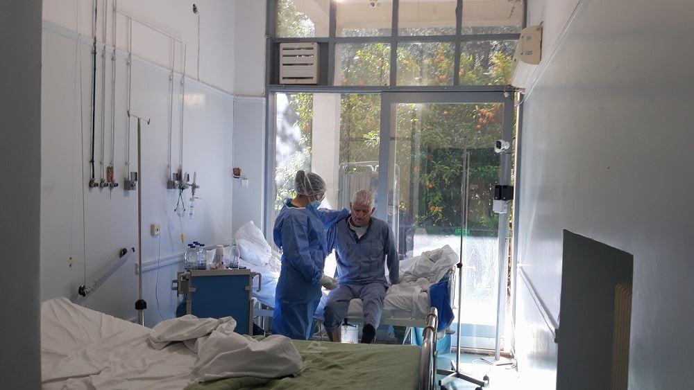 Κορονοϊός - νοσοκομείο 31.05.2021