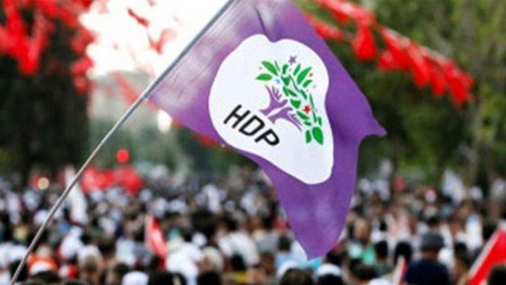Τουρκία: Συνελήφθη δήμαρχος του HDP ως ύποπτη για σχέσεις με Κούρδους μαχητές