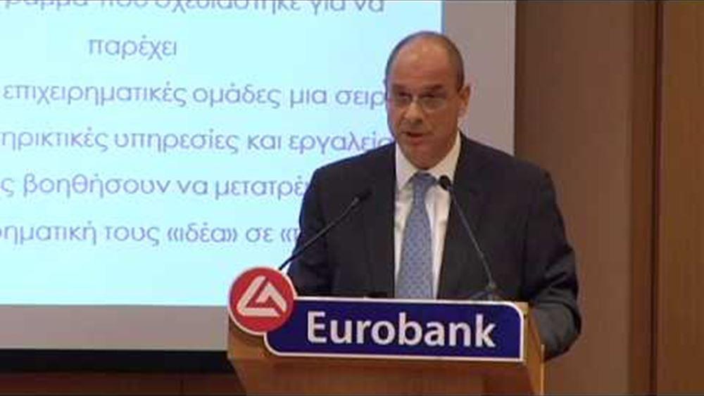 Eurobank: Νέες επενδύσεις άνω των 500 εκατ. ευρώ σε ακίνητα  έως το 2022