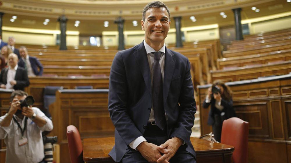 Ισπανία: Έχασε την πρώτη προσπάθεια για ψήφο εμπιστοσύνης ο Σάντσεθ