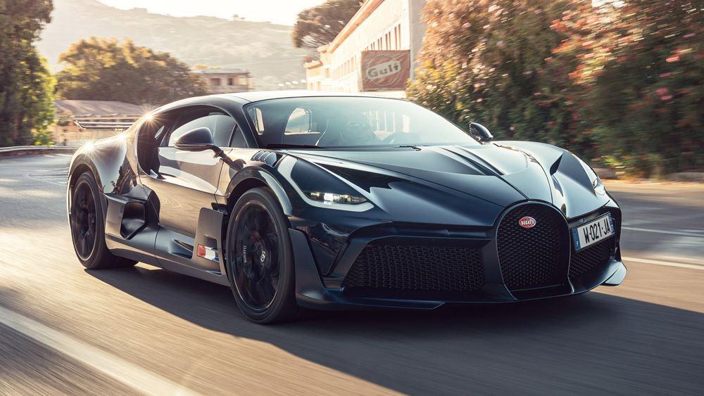 Η Bugatti στον έλεγχο της κροατικής Rimac;