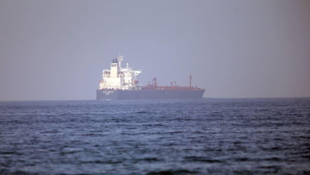 Ακυβέρνητο φορτηγό πλοίο βόρεια της Άνδρουλόγω μηχανικής βλάβης