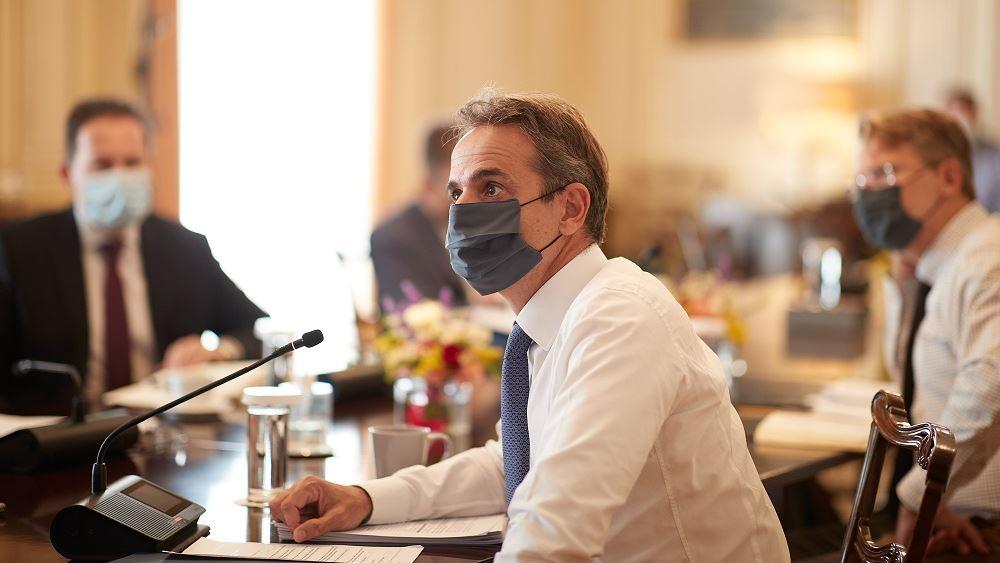 Κ. Μητσοτάκης: Η ευθύνη για τις πράξεις και τις παραλείψεις της κυβέρνησης είναι συλλογική