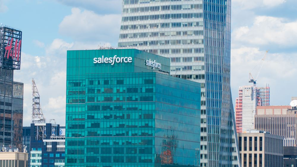 Salesforce: Προχωρά στην εξαγορά της Slack έναντι $27,7 δισ.