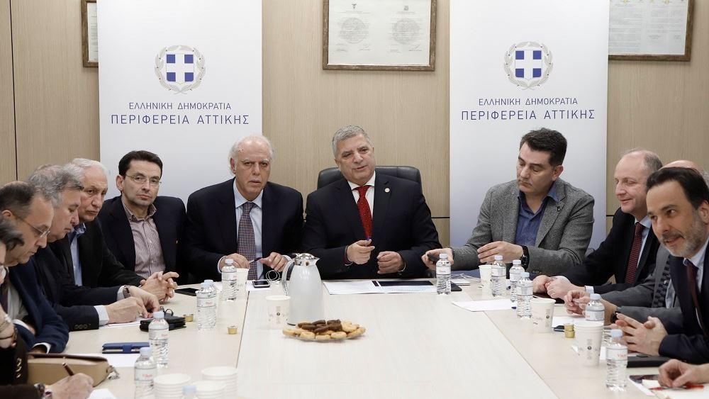 Γ. Πατούλης: Είμαστε σε εγρήγορση για την αποτελεσματική διαχείριση του κοροναϊού