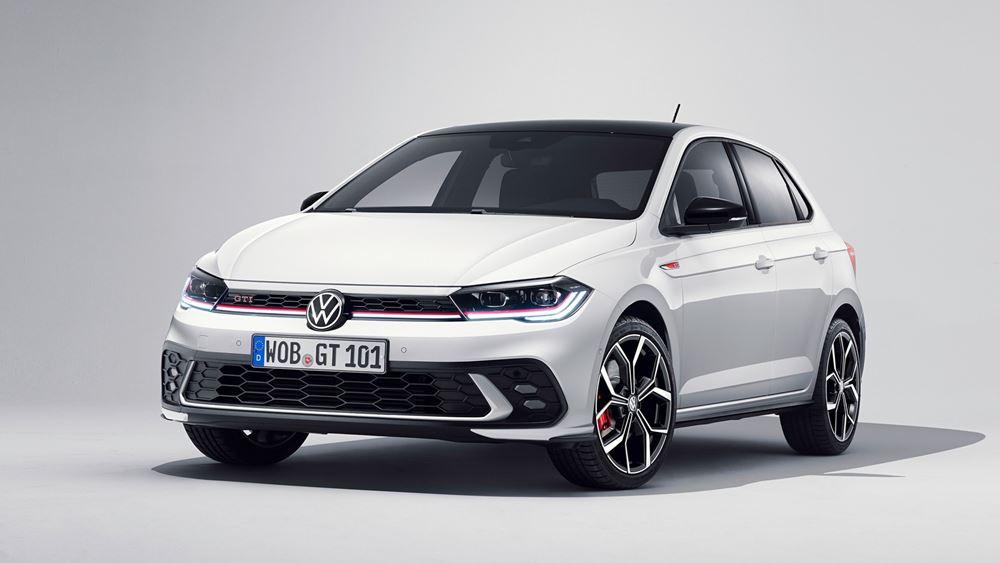 H Volkswagen αποκαλύπτει το νέο Polo GTI