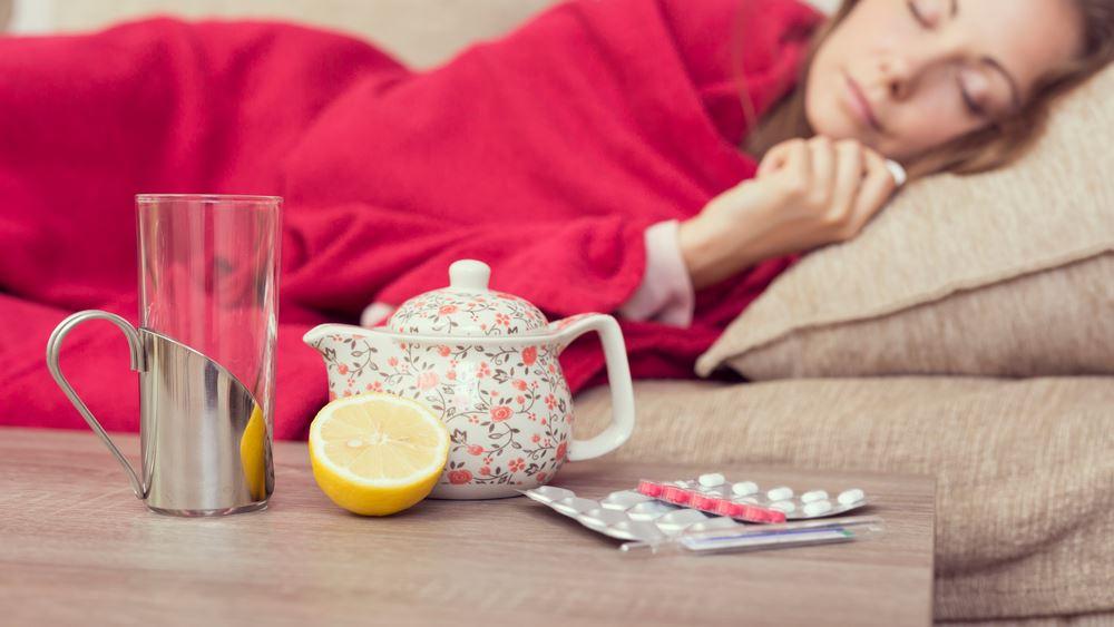 """Γρίπη 2020: Πότε περιμένουμε το """"κύμα""""γρίπης"""