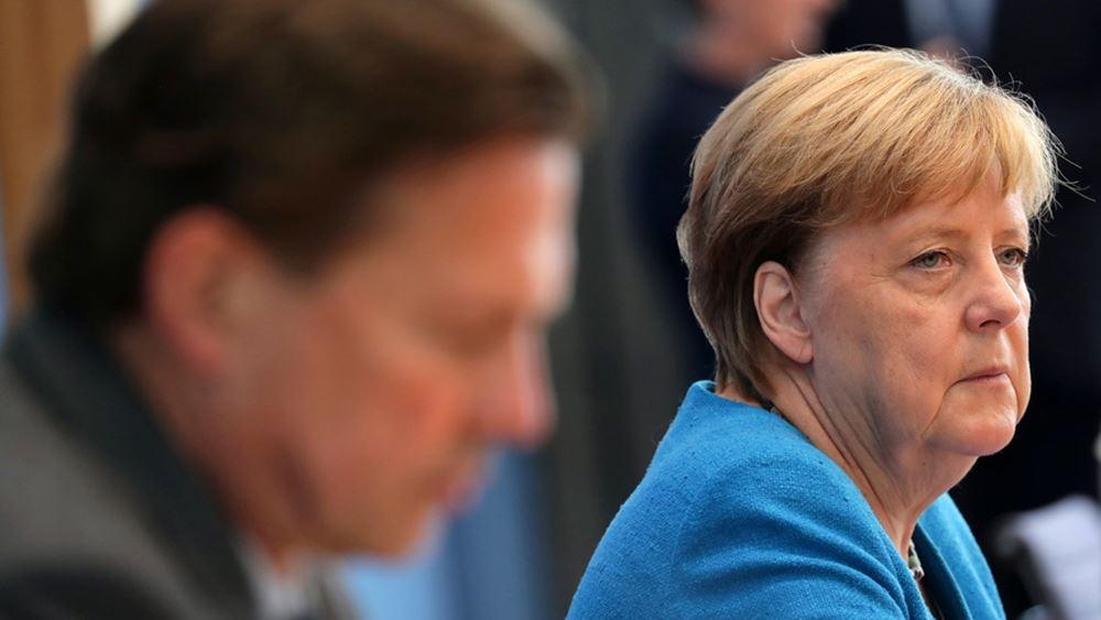 Μέρκελ: Υποχρέωση των χωρών της ΕΕ να στηρίξουν την Ελλάδα