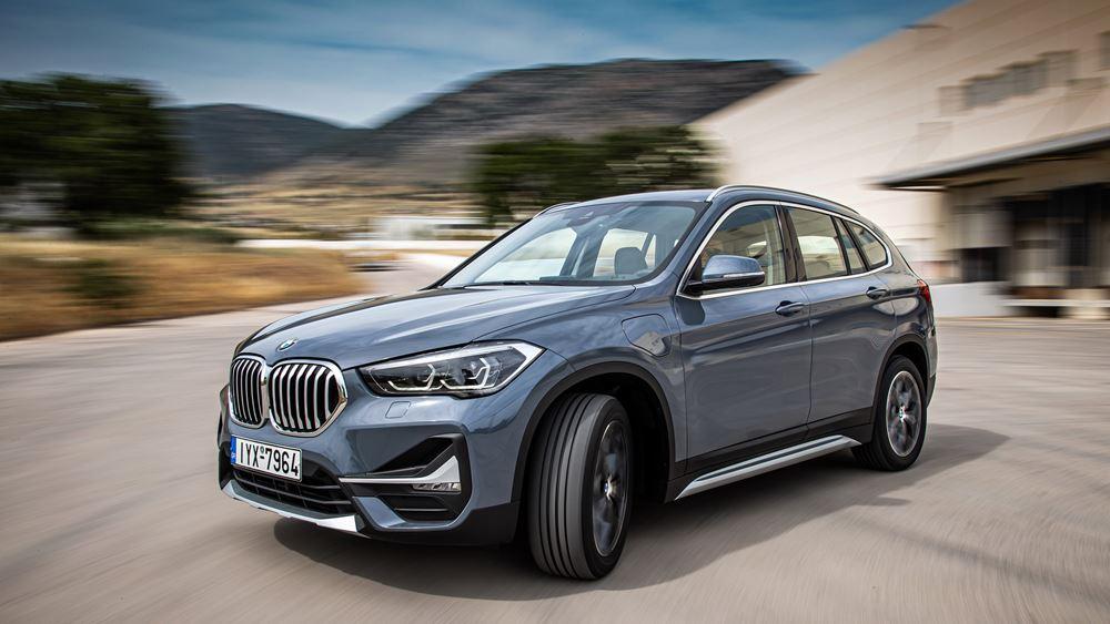 BMW: Υποχώρησαν οι πωλήσεις οχημάτων 8,4% το 2020