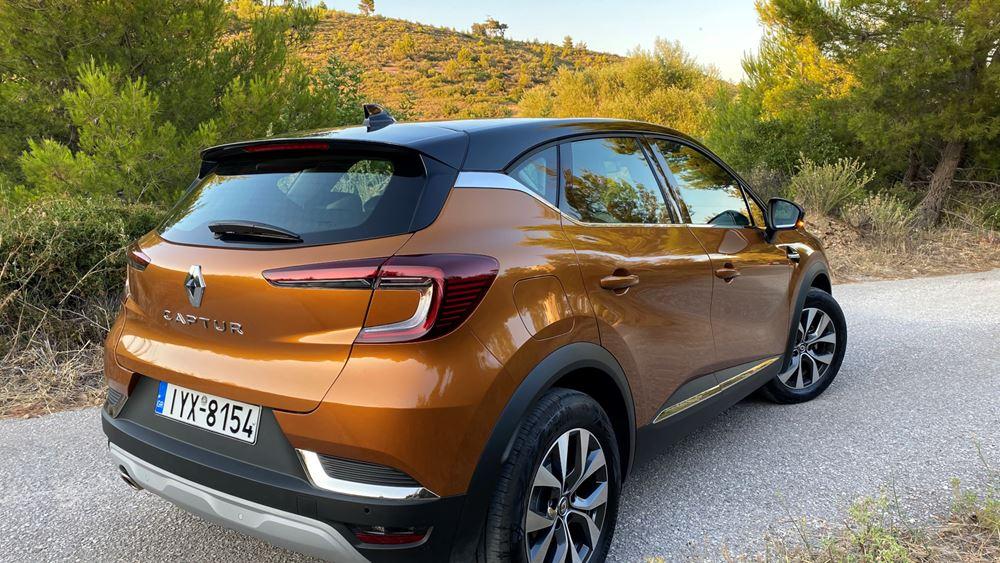 Renault: Υποχώρησαν τα έσοδα αλλά ήταν καλύτερα των εκτιμήσεων