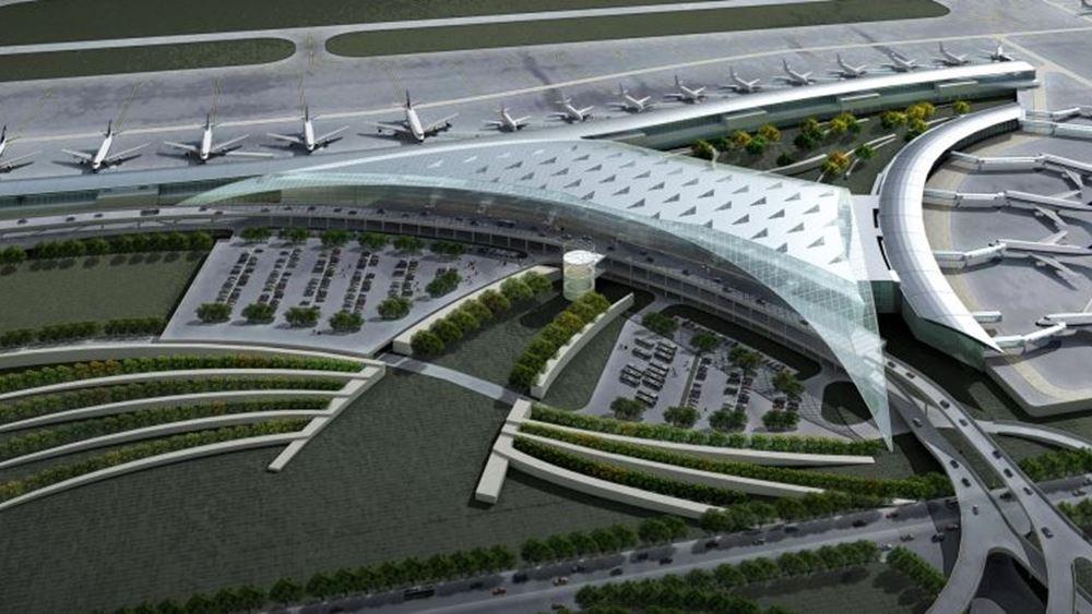 Έπεσαν οι υπογραφές με την ΕΤΕπ για το αεροδρόμιο στο Καστέλι