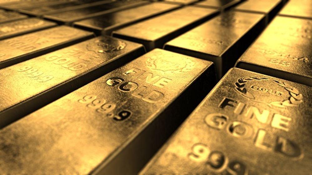 Πάνω από τα $1.700 έκλεισε ο χρυσός