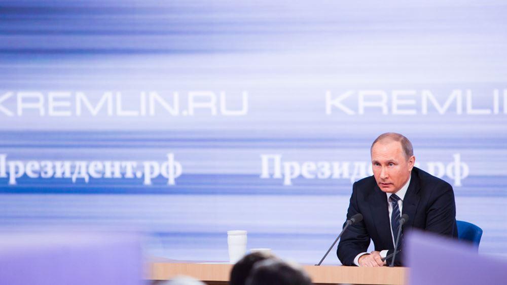 Πούτιν: Θα συνεχίσουμε να πολεμάμε την τρομοκρατία - και στη Συρία εάν χρειαστεί