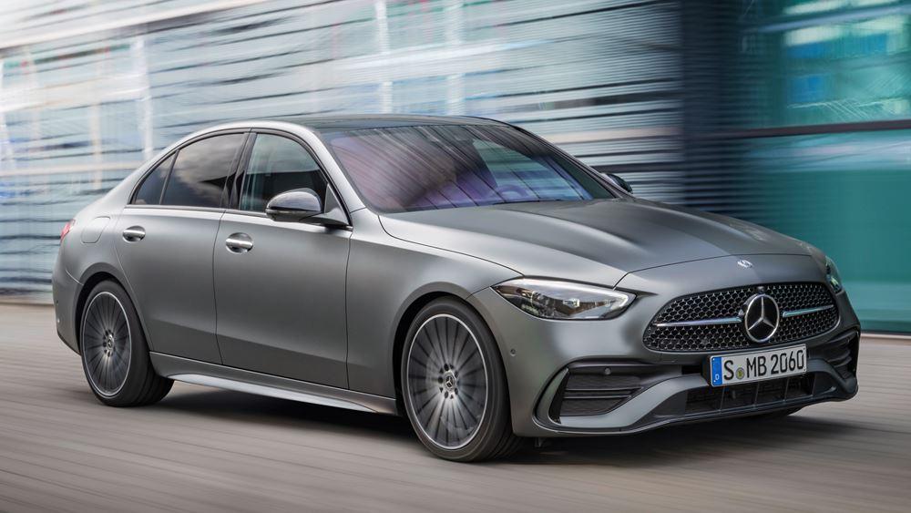 Η Mercedes αποκαλύπτει τη νέα C-Class