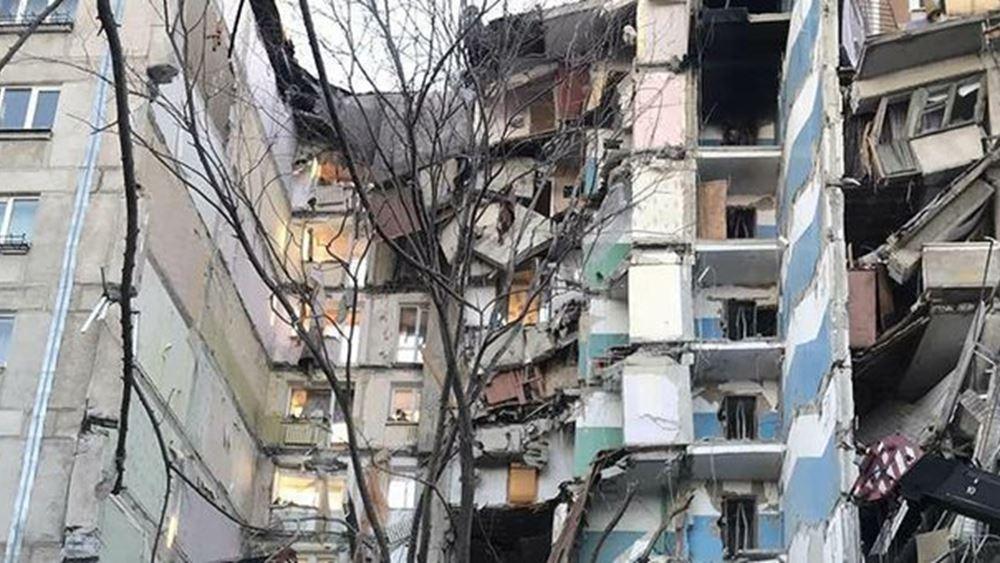 Ρωσία: Βρήκαν ζωντανό βρέφος στα συντρίμμια της δεκαώροφης πολυκατοικίας