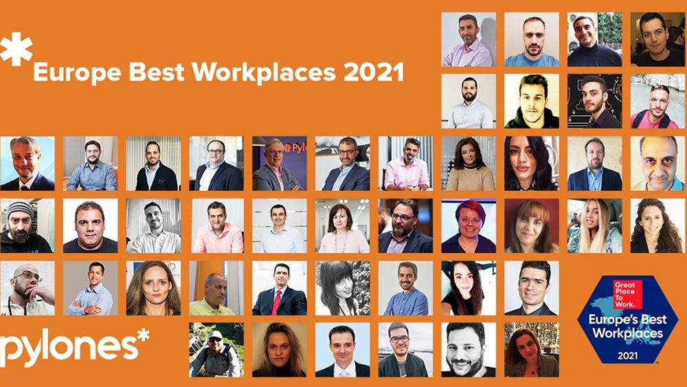 Pylones_Best Workplace in Europe 2021